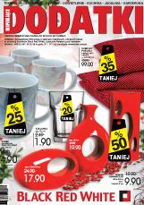 Inspirujące Dodatki Black Red White Taniej Do 20 Listopada