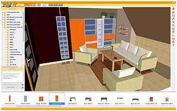 NET+ 2010: darmowy program do aranżacji i wizualizacji wnętrz on-line - EMEBEL.pl - meble