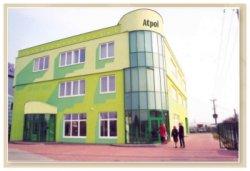 Siedziba firmy ATPOL.